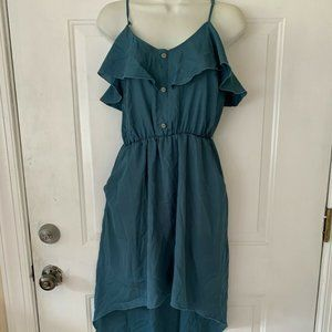 LAST CHANCE Lola dress tank high low Top Dress S